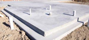Concrete Foundation Concord North Carolina